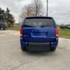 2019 Dodge Grand Caravan SE Plus Indigo Blue Conversion Van Rear Entry Closed